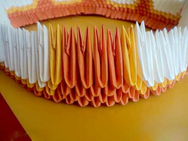 Модульное оригами схемы