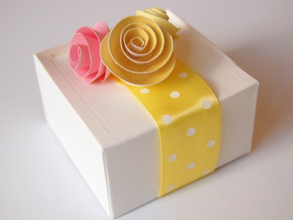 Подарочная коробочка с