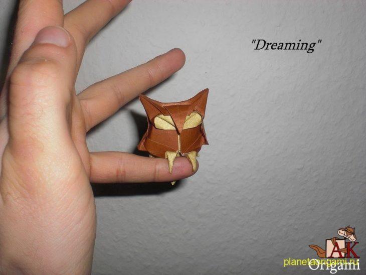 Филин-мечтатель по схеме