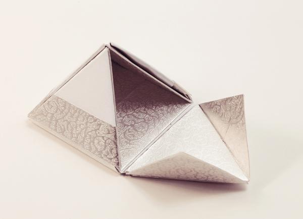 Звездная коробочка (StarPuff