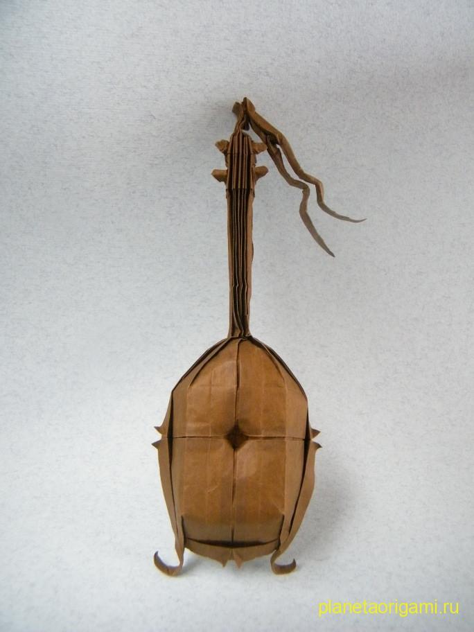 Модель баса по схеме Alexander Kurth