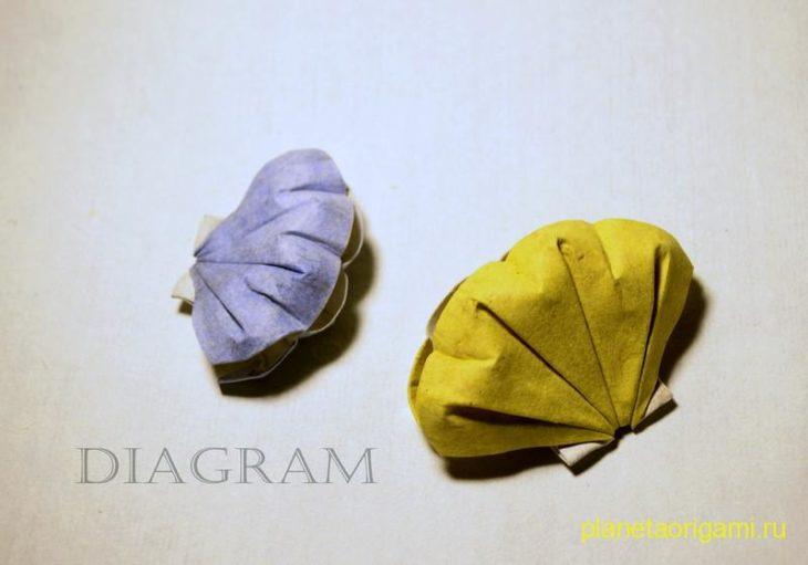 Оригами схемы и паттерны | ВКонтакте