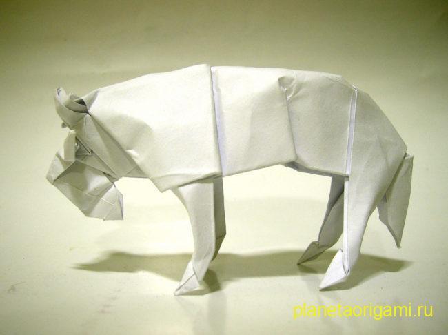 Антилопа гну по схеме Ryan Welsh