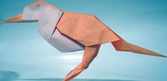 Птичка-невеличка (Red Knot) по схеме Andrew Hudson