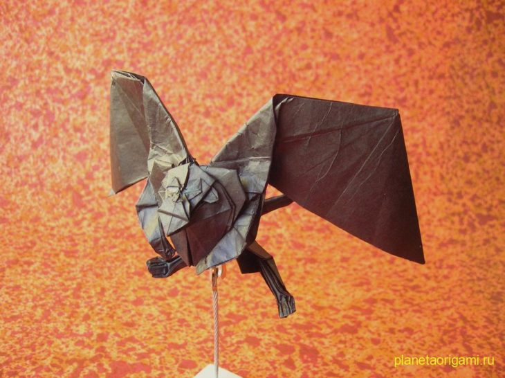 Летящая обезьяна по схеме Jared Needle