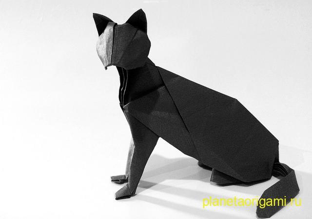 Кошка от Hideo Komatsu