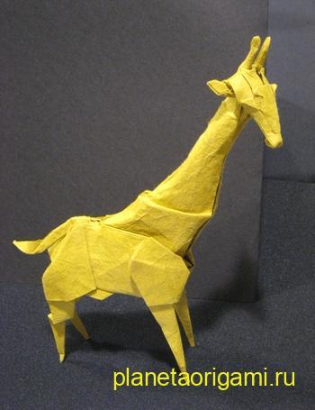 Giraffe designed by Seth Friedman