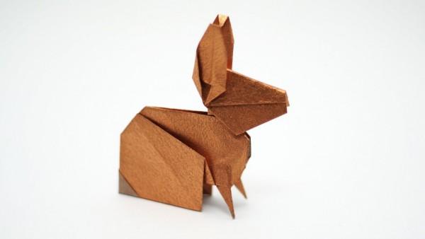 Кролик по схеме Seth Friedman