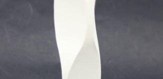 Танцующая ваза по схеме Tadashi Mori