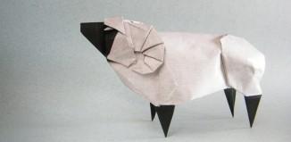 Овца по схеме Seth Friedman