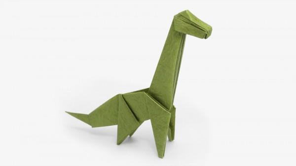 Динозавр T-Rex по схеме Jo
