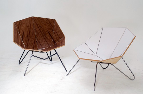 Оригами мебель «Cut & Fold»