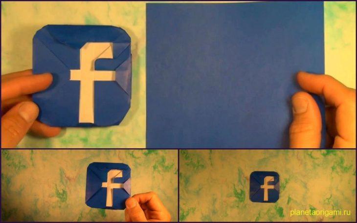 Логотип Facebook от Джереми Шафера