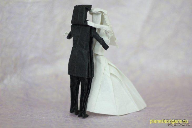 Бумажный ангел (дизайнер Tadashi Mori)