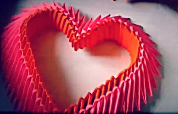Изящное сердечко по схеме Carmen Sprung (Кармен Спрунг)