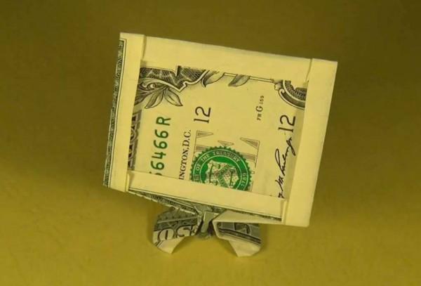 Доллар из доллара по схеме Эндрю Ансельмо