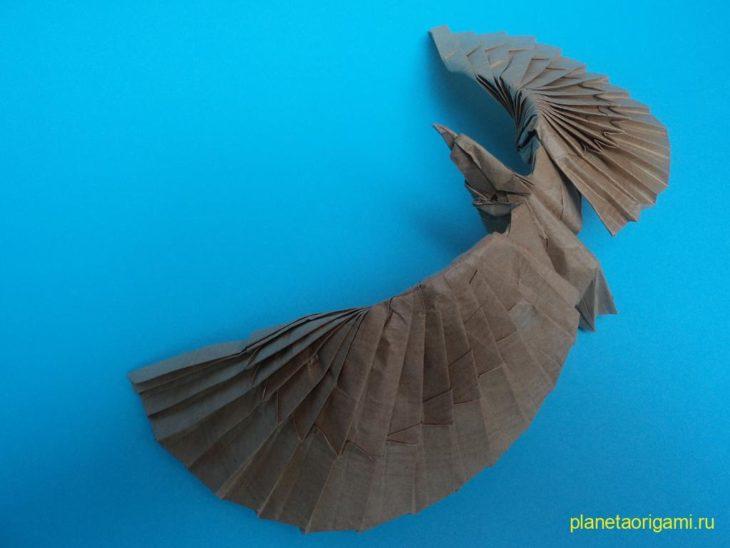 Орел (версия 3.5) по схеме Hoàng Trung Thành