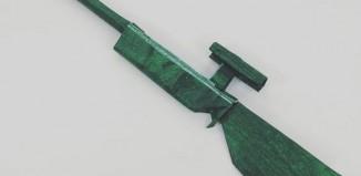 Снайперская винтовка по схеме Tadashi Mori