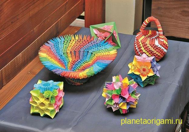 Оригами от Оксаны Либак