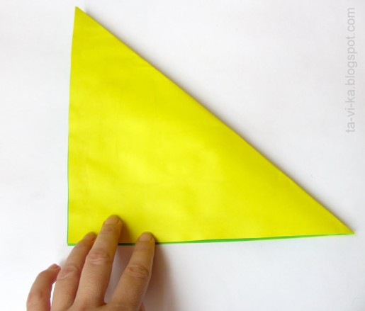 оригами обучалка