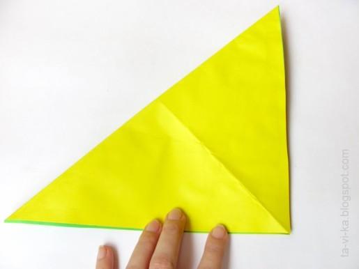 обучение детей оригами