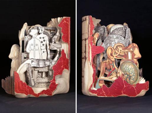Вторая жизнь старых книг от Брайана Деттмера
