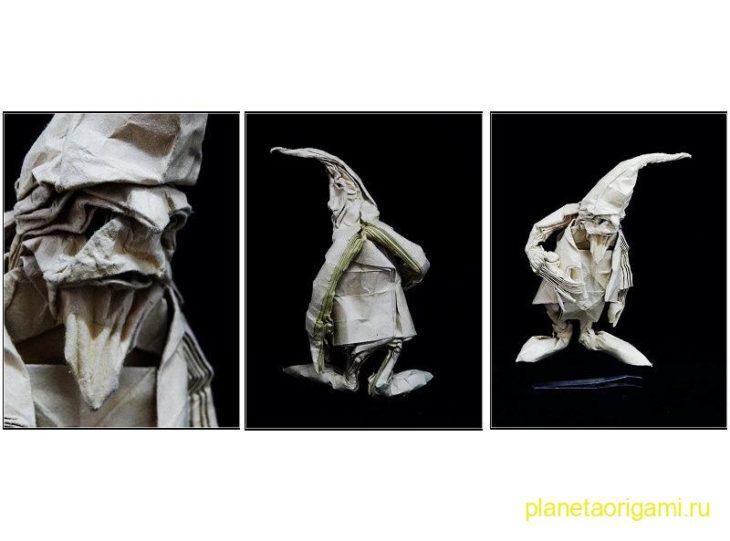 Оригами от эрика жуазеля