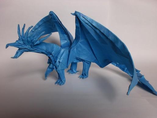 Ancient dragon Satoshi Kamiya