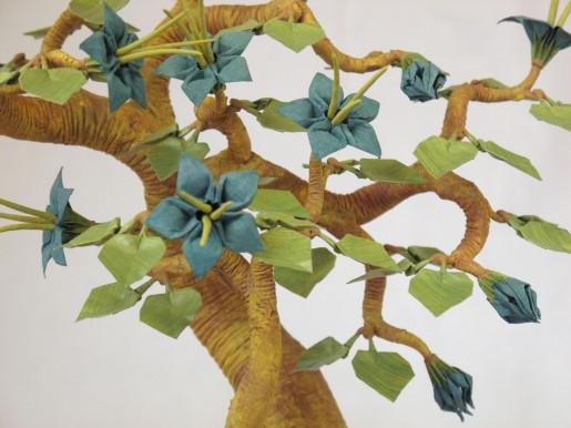 искусство бонсай оригами