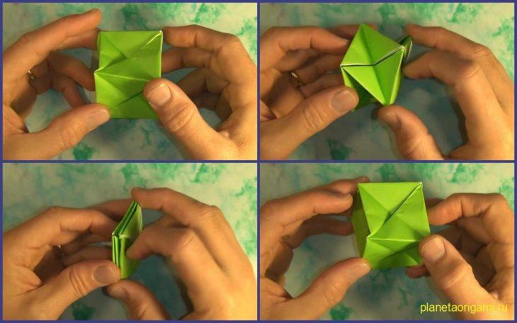 Как сделать трансформеры оригами