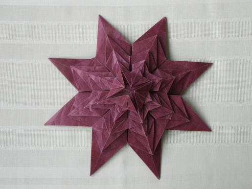 фрактал оригами