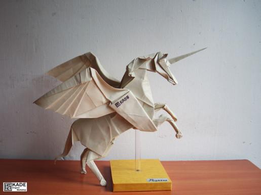 Fumiaki Kawahata - Pegasus