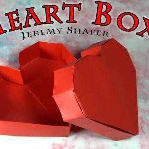 Коробочка-сердечко от Jeremy Shafer