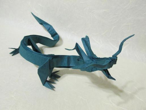 дракон от сатоши камия