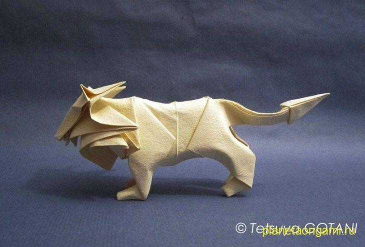 Tetsuya Gotani lion