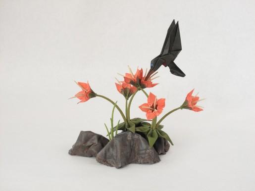 бонсай оригами