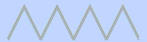 схема сборки модульной вазы