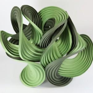 Геометрическая оригами от Erik Demaine