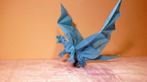 dragon by Sebastian Arellano