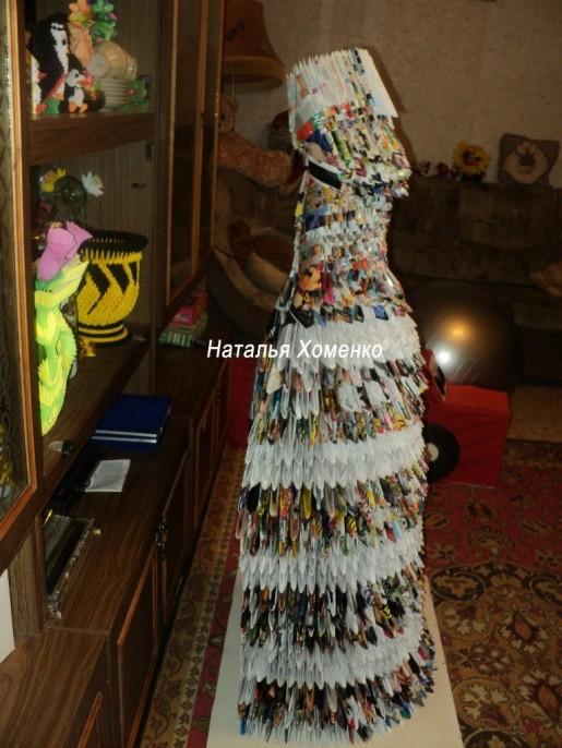 модульное платье