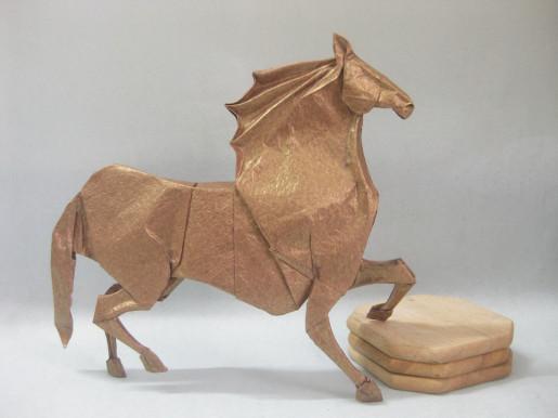лошадь по схеме роман диаз