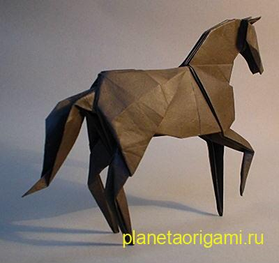 Его лошадь — это просто высший