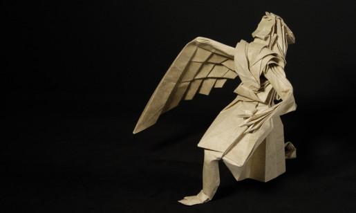 оригами икар