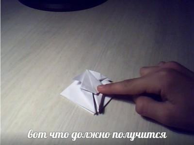 волк из бумаги