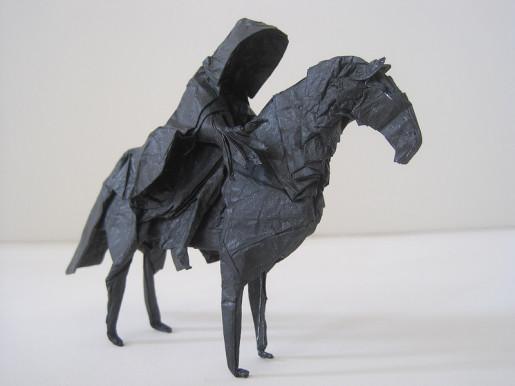 оригами назгул
