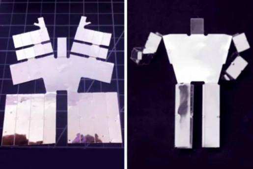 оригами роботы