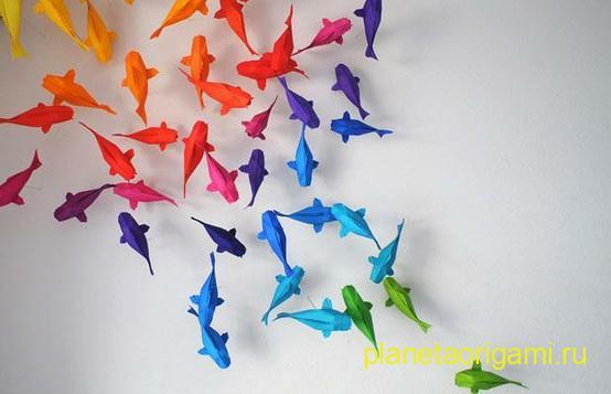Многие оригамисты, да и просто