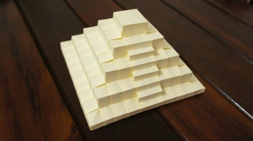 бумажные пирамиды Мексики