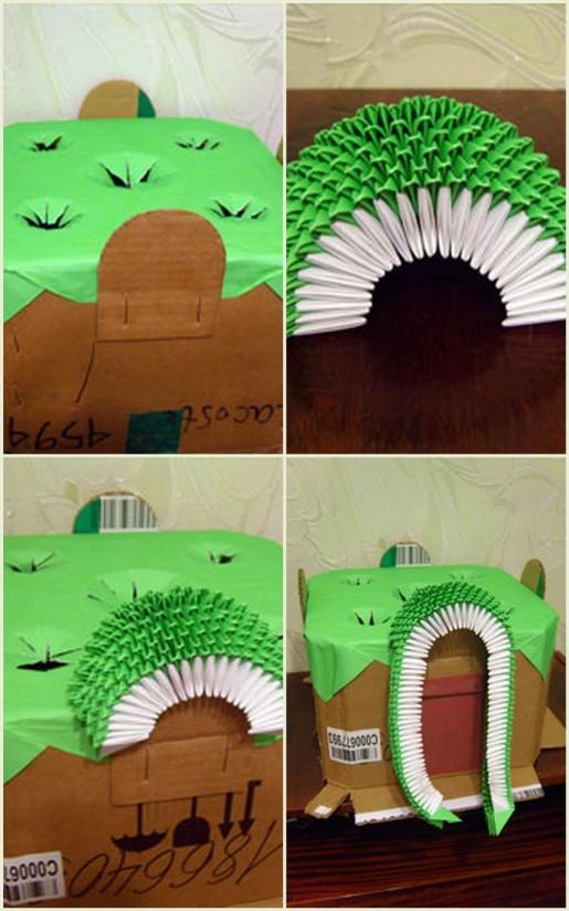 делаем арки и основу