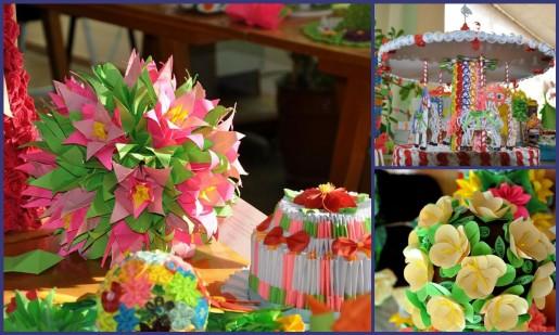 выставка оригами в ровно